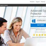 Advanced System Protectorのトップページ画像