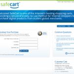 SafeCartトップページ